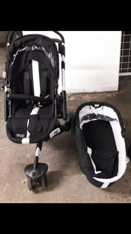 Kinderwagen &Babywanne