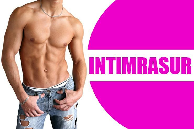 Intimrasur / Körperrasur für Mann und Frau