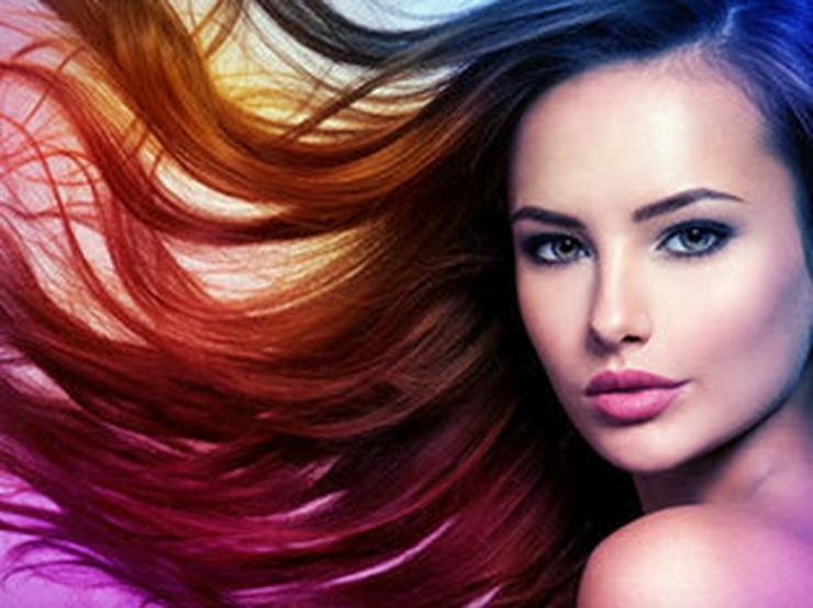 Natur-Haarverlängerung & Verdichtung - Schönheit & Wohlbefinden - Bild 1