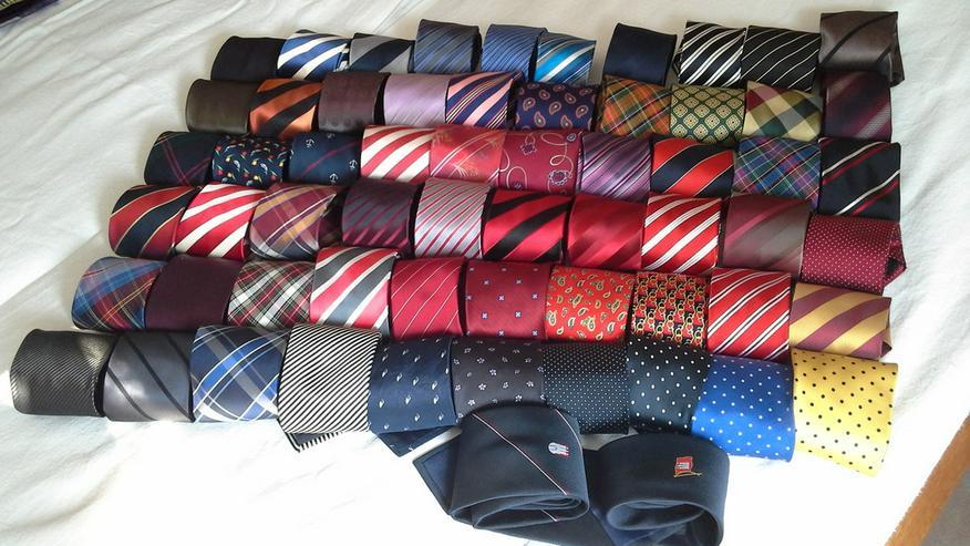 Bild 2: 62 Krawatten