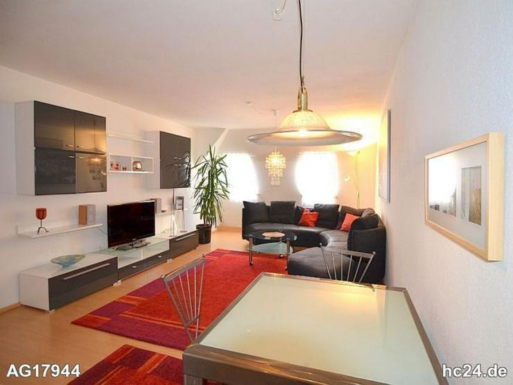 Helle, schön möblierte 2-Zimmer-Wohnung in Nürnberg/Gostenhof - Wohnen auf Zeit - Bild 1