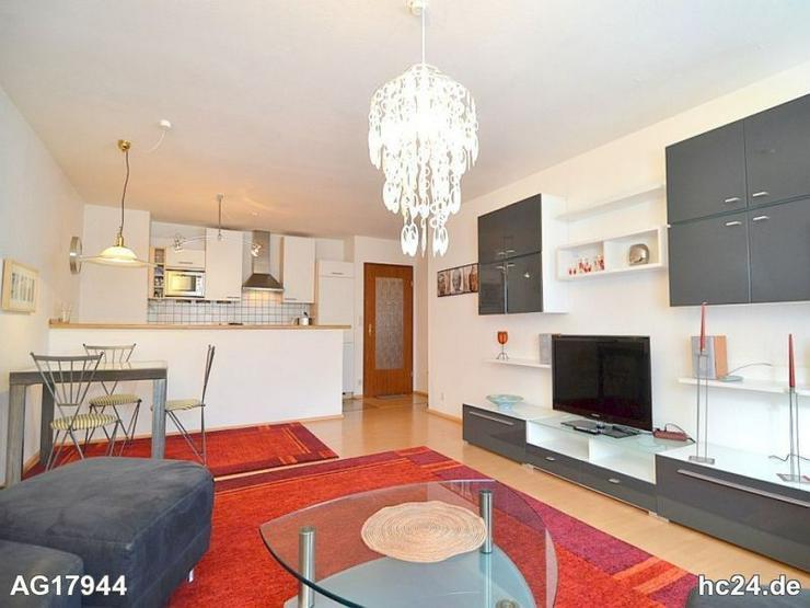 Bild 6: Helle, schön möblierte 2-Zimmer-Wohnung in Nürnberg/Gostenhof