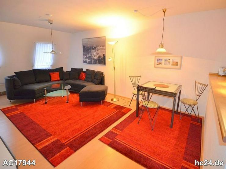 Bild 5: Helle, schön möblierte 2-Zimmer-Wohnung in Nürnberg/Gostenhof