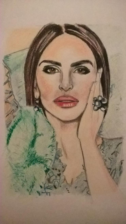 Bild 2: Geschenkidee, Porträt, Zeichnung, Malerei