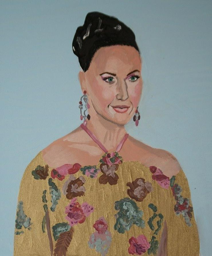 Bild 5: Geschenkidee, Porträt, Zeichnung, Malerei