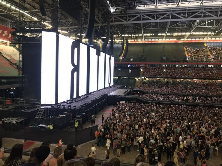 4 Top-Sitzplätze OTR II Beyoncé Jay Z Berlin