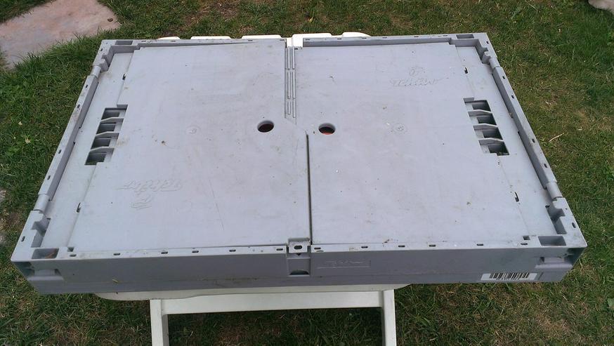 Faltbox, Transportbox, Lagerbox, Klappbox