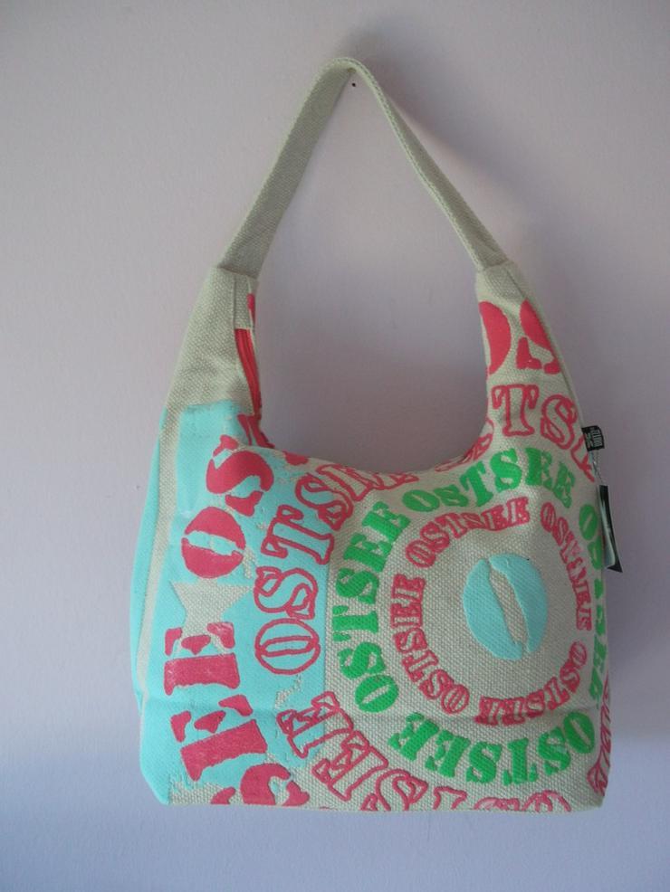 Handtasche Handbag  OSTSEE  Baltic Sea