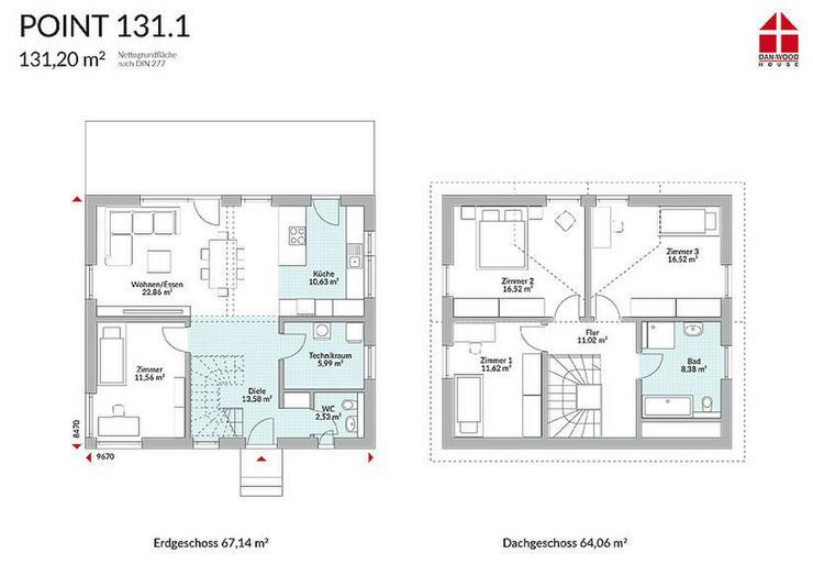 Bild 4: Sicher wohnen Eigenheim von Dan-Wood House
