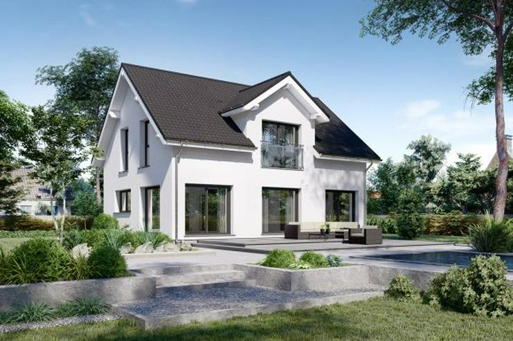 Sicher wohnen Eigenheim von Dan-Wood House - bezugsfertig  - KFW 55
