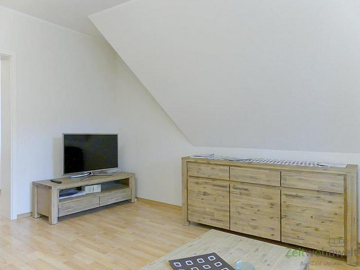 Bild 2: (EF0392_M) Dresden: Striesen-Ost, neu möblierte 3 Zimmer Dachwohnung in ruhiger Altstadtv...