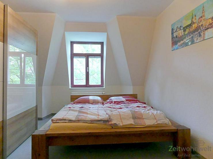 Bild 3: (EF0392_M) Dresden: Striesen-Ost, neu möblierte 3 Zimmer Dachwohnung in ruhiger Altstadtv...