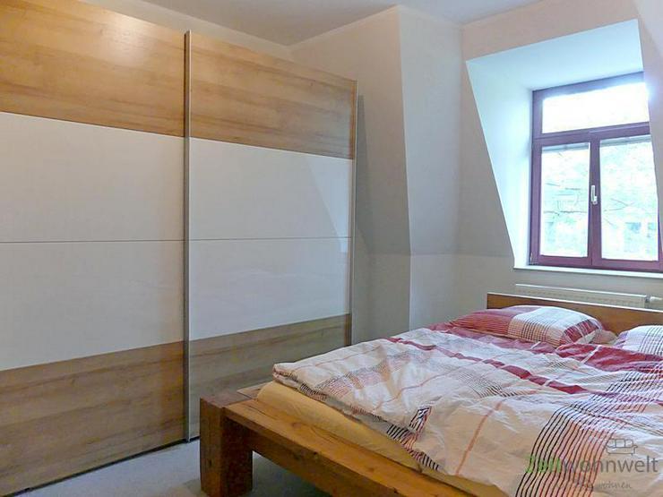 Bild 4: (EF0392_M) Dresden: Striesen-Ost, neu möblierte 3 Zimmer Dachwohnung in ruhiger Altstadtv...