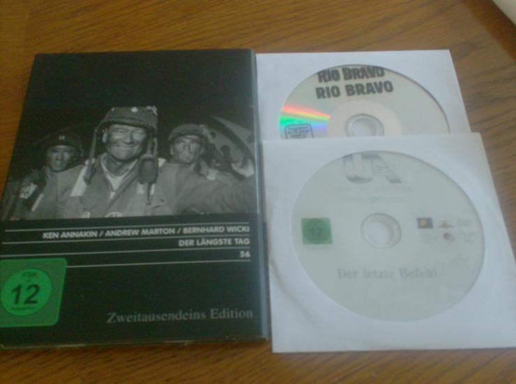 3 Kultfilme mit John Wayne (DVD)