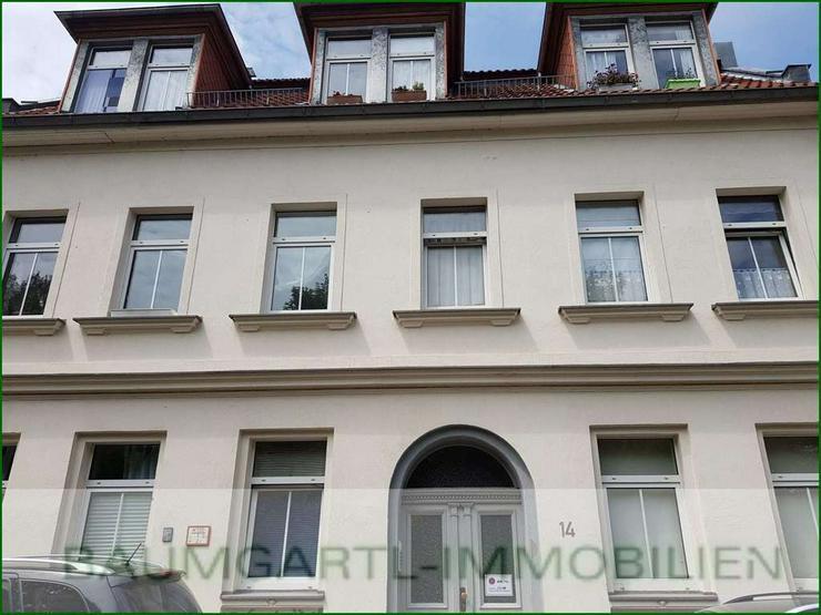 Kleine gemütliche Dachgeschosswohnung in Leipzig-Altlindenau in ruhiger Seitenstraße