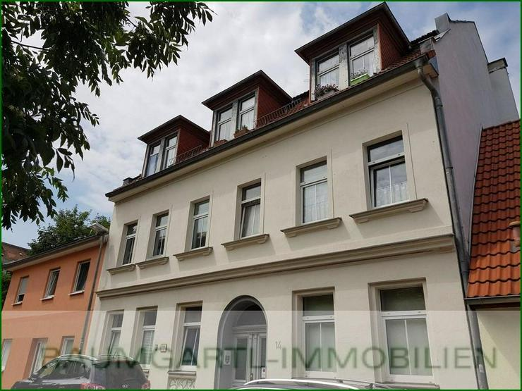 Bild 2: Kleine gemütliche Dachgeschosswohnung in Leipzig-Altlindenau in ruhiger Seitenstraße
