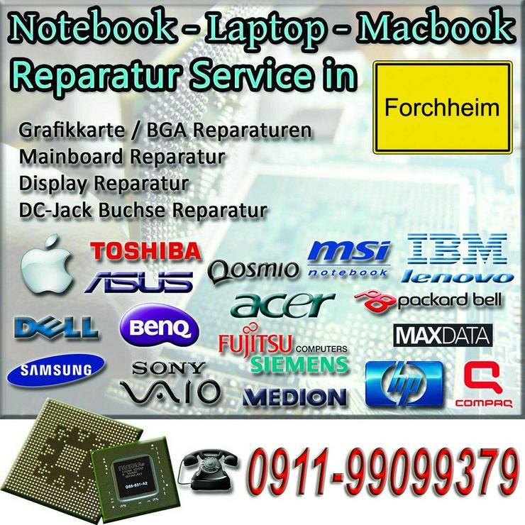 Macbook A1398 Retina Logicboard Defekt? Grafikkarte Reparatur. Nürnberg, Fürth, Erlangen, Bamberg - PC & Multimedia - Bild 1