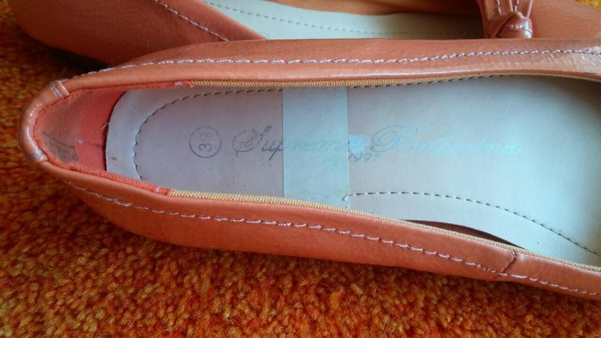 Bild 2: Damen Schuhe Sommer Ballerina Gr.39