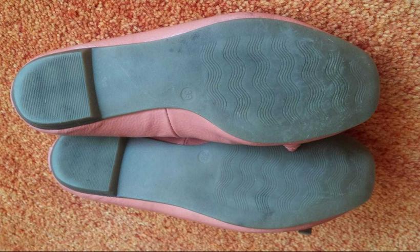 Bild 4: Damen Schuhe Sommer Ballerina Gr.39
