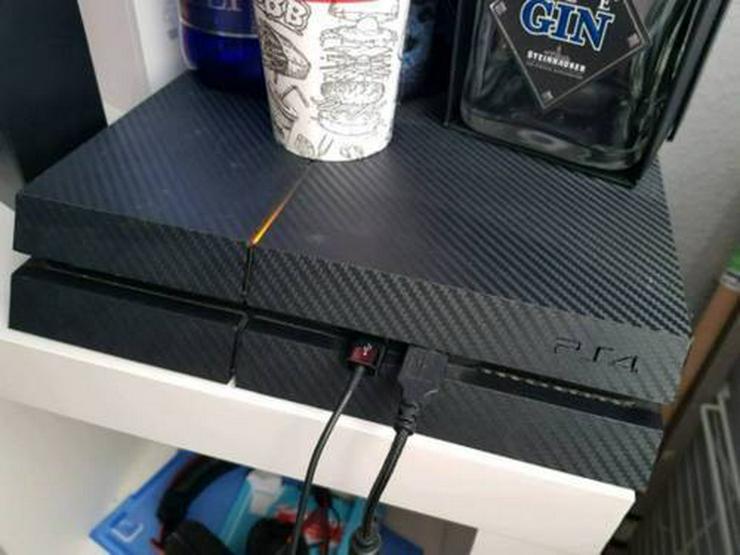 Playstation 4 zu verschenken - PlayStation Konsolen & Controller - Bild 1
