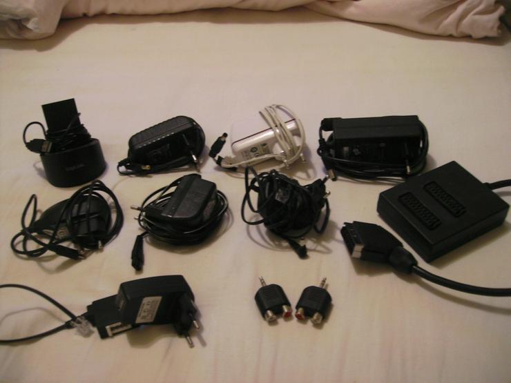 Netzteil/Adapter/Ladegerät/Stecker-aussuchen