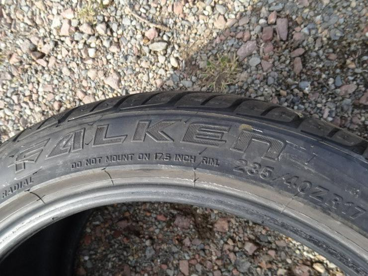 Bild 5: 2 Stück Falken Reifen 235 40 17