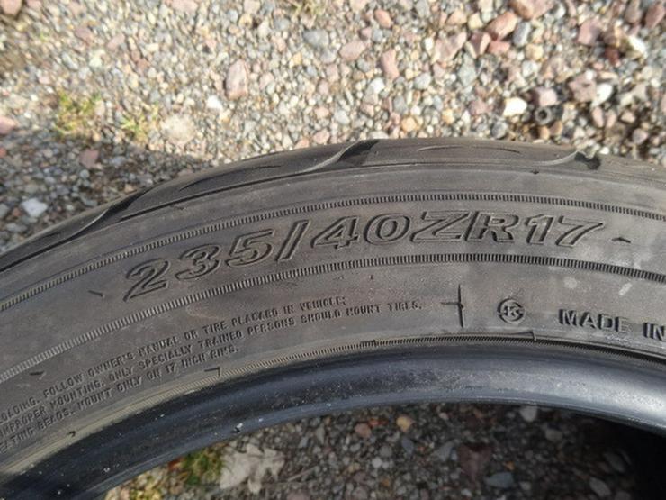 Bild 4: 2 Stück Nexen Reifen 235 40 17  94W