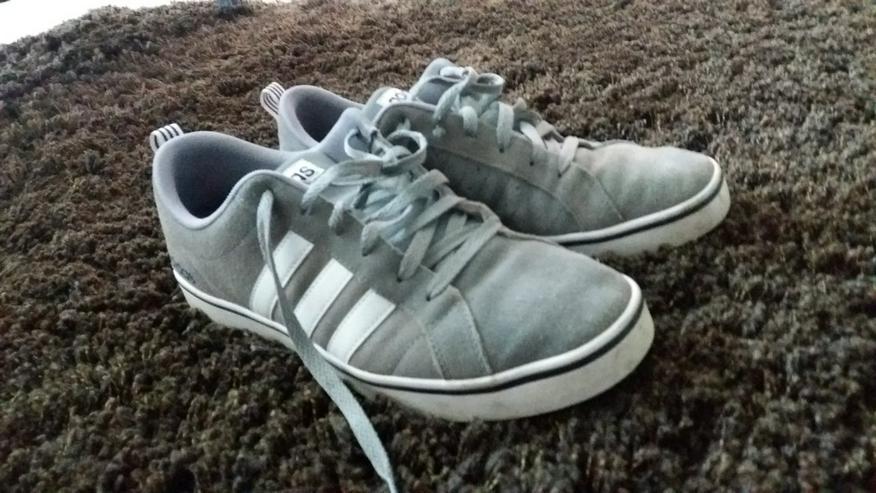 Adidas Herren Sneaker hellgrau Gr 43