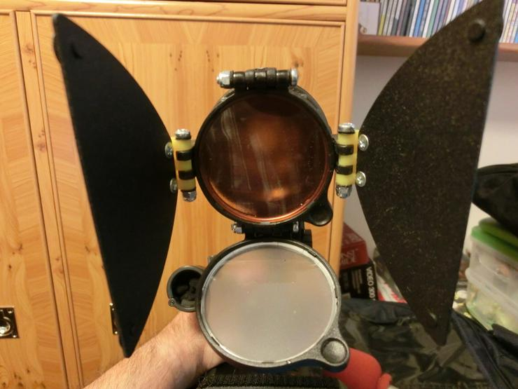 Bild 4: Kamera-Kopflicht Dedolight Ledzilla