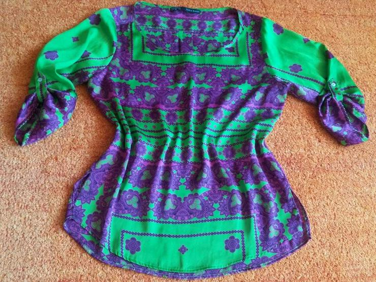 Damen Bluse Casual Design Gr.M Zara Basic