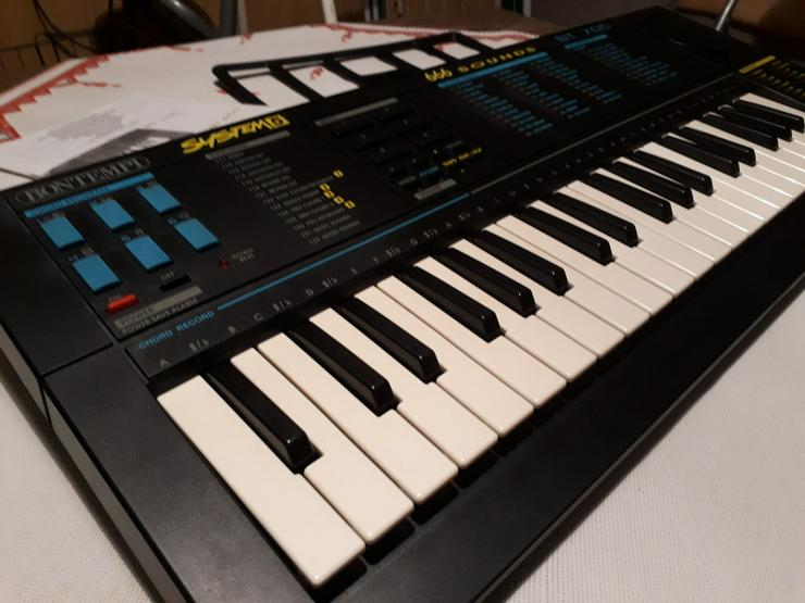 Keyboard BONTEMPI System 5