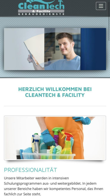 Bild 2: Reinigungskräfte gesucht