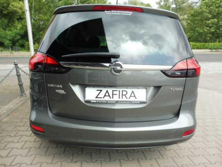 Bild 4: OPEL Zafira 1.4 7-Sitzer Rückfahrkamera Parkpilot