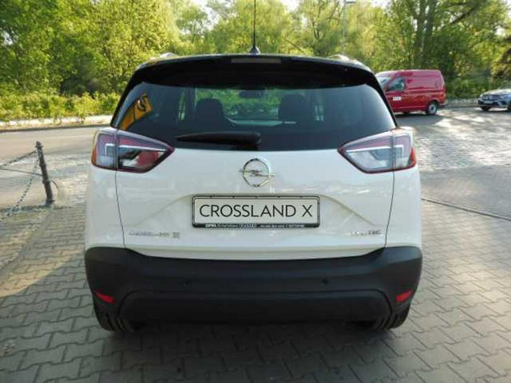 Bild 4: OPEL Crossland X 1.2 'Edition' beheizbare Frontscheibe Parkpilot