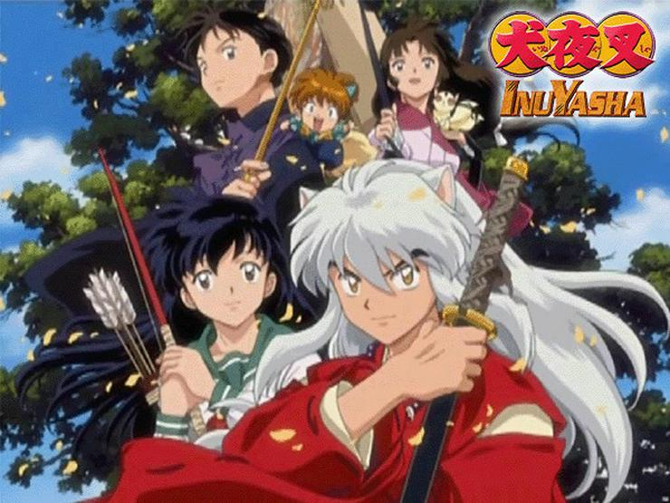 Inuyasha komplette Serie auf DVD! Deutsch - DVD & Blu-ray - Bild 1