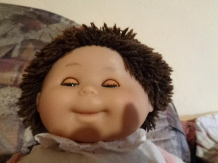 Bild 11: 2 wunderschöne Puppen Zapf ca. 44cm+Sissy 48cm