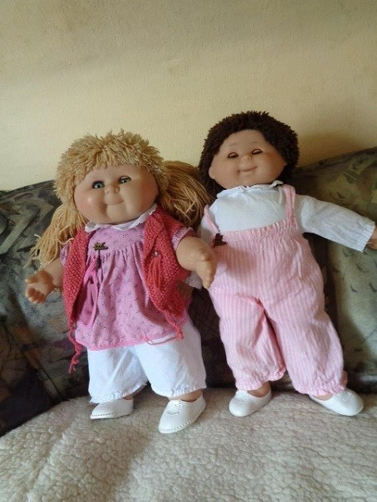 Bild 13: 2 wunderschöne Puppen Zapf ca. 44cm+Sissy 48cm