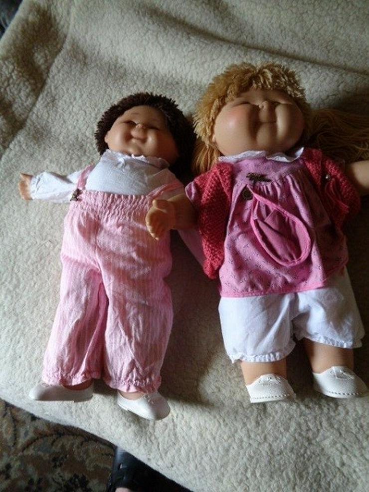 Bild 14: 2 wunderschöne Puppen Zapf ca. 44cm+Sissy 48cm
