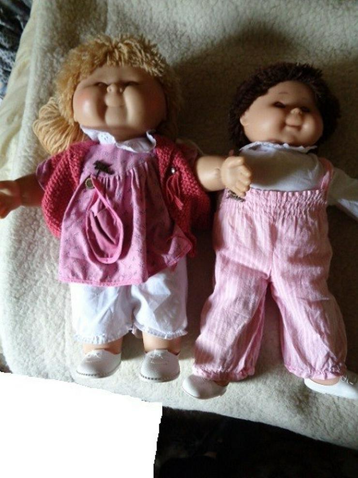 Bild 15: 2 wunderschöne Puppen Zapf ca. 44cm+Sissy 48cm