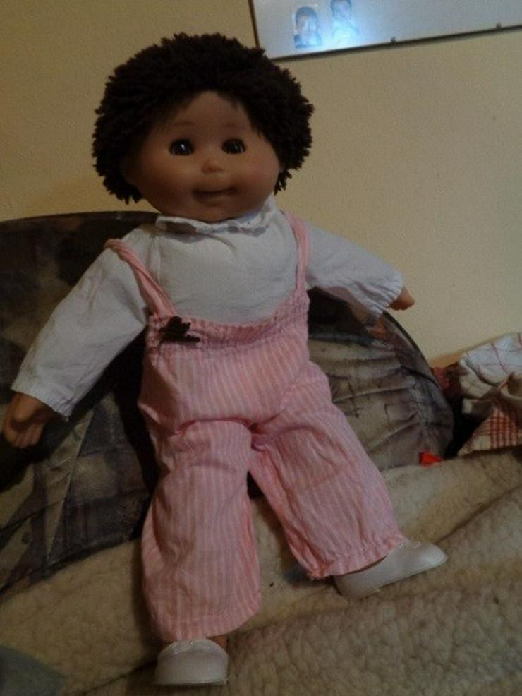 Bild 2: 2 wunderschöne Puppen Zapf ca. 44cm+Sissy 48cm