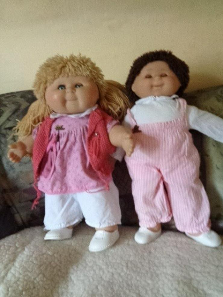 Bild 17: 2 wunderschöne Puppen Zapf ca. 44cm+Sissy 48cm