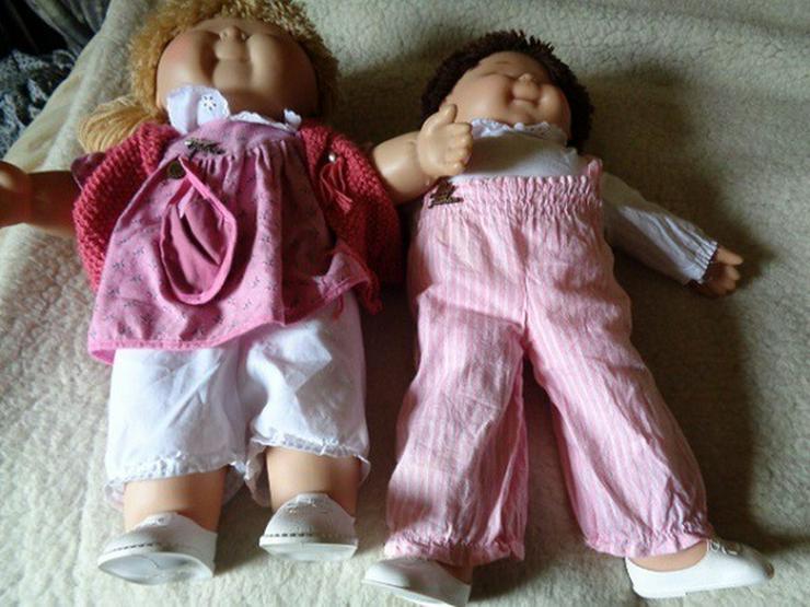 Bild 18: 2 wunderschöne Puppen Zapf ca. 44cm+Sissy 48cm