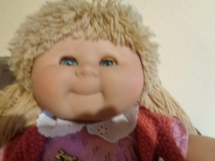 Bild 6: 2 wunderschöne Puppen Zapf ca. 44cm+Sissy 48cm