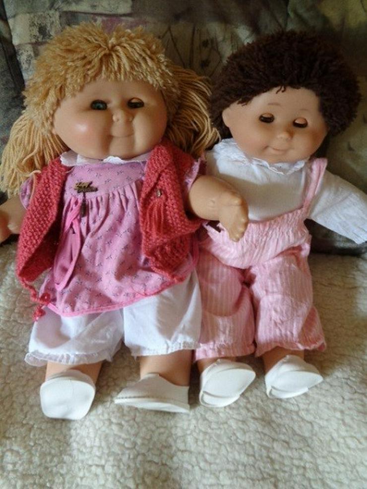 Bild 8: 2 wunderschöne Puppen Zapf ca. 44cm+Sissy 48cm