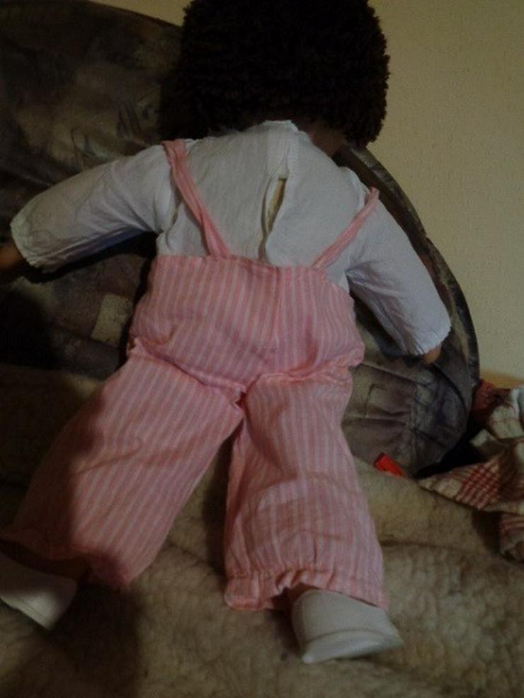 Bild 9: 2 wunderschöne Puppen Zapf ca. 44cm+Sissy 48cm