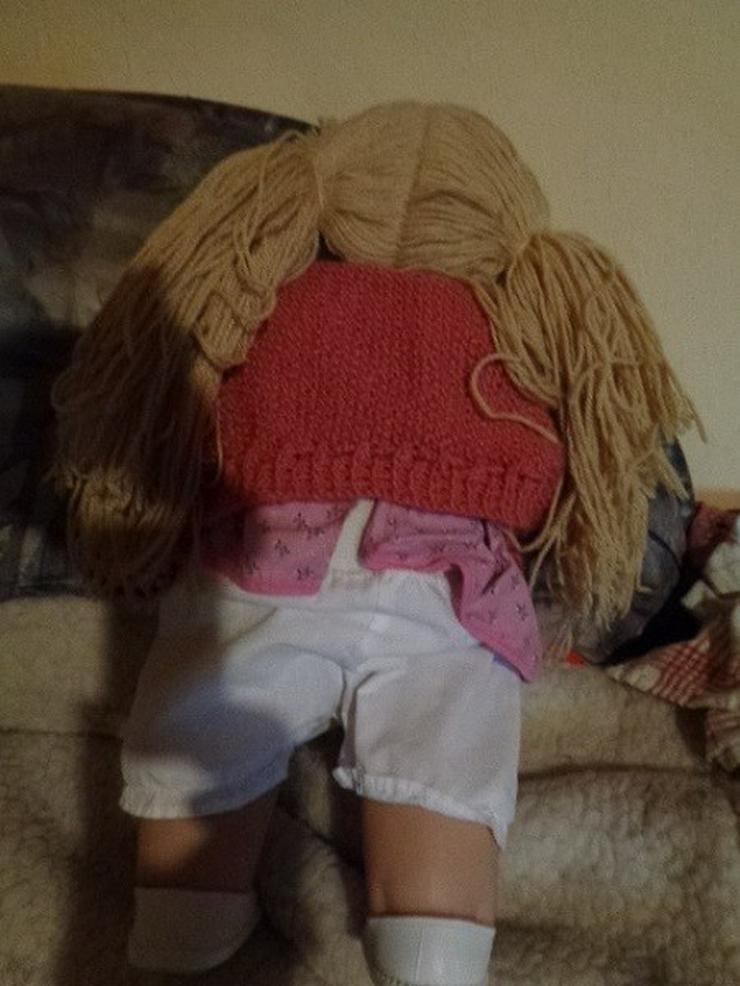 Bild 10: 2 wunderschöne Puppen Zapf ca. 44cm+Sissy 48cm