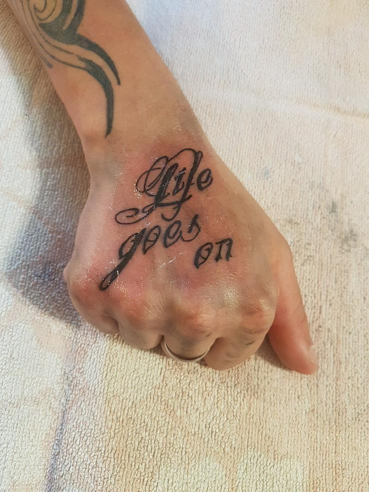Bild 2: Tattoo Modele Gesucht