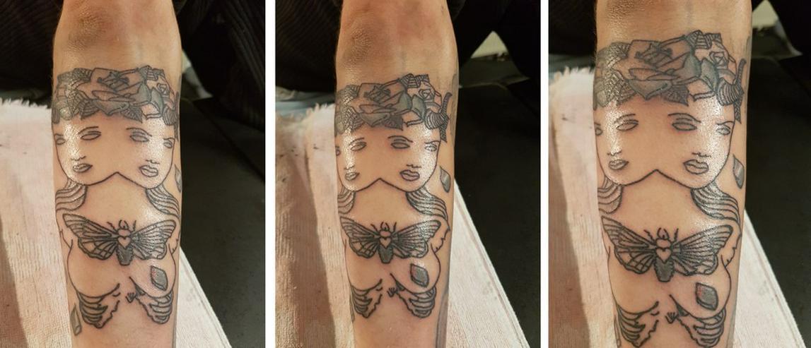 Bild 4: Tattoo Modele Gesucht