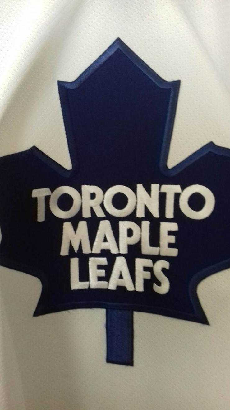 Bild 2: Eishockey Trikot Toronto Maple Leafs 28 Tie Di