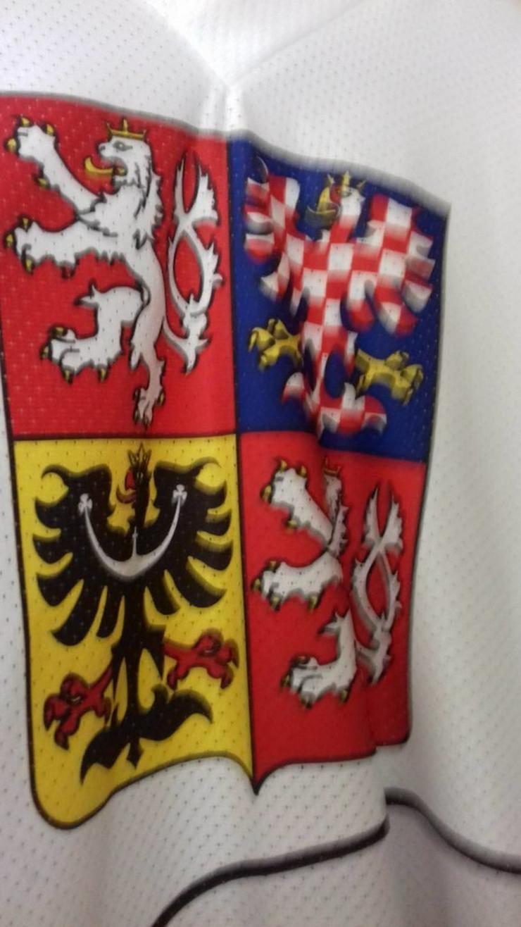 Bild 3: Eishockeytrikot Tschechische Nationalmannschaft